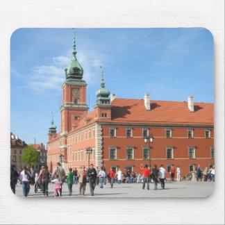 ワルシャワの王室のな城 マウスパッド