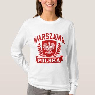 ワルシャワポルスカ Tシャツ