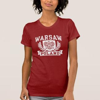 ワルシャワポーランド Tシャツ