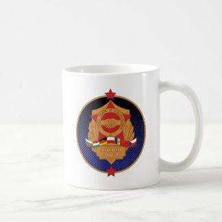 ワルシャワ協定のマグ コーヒーマグカップ