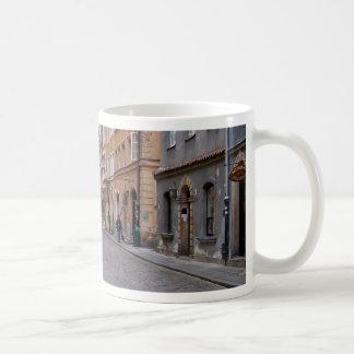 ワルシャワ、ポーランド コーヒーマグカップ