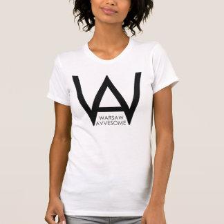 ワルシャワAvvesome Tシャツ