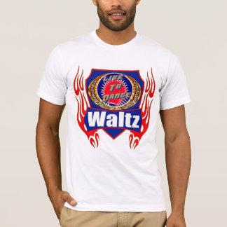 ワルツのダンスの衣服のTシャツ Tシャツ