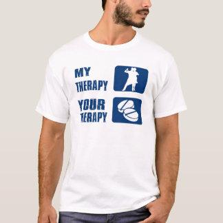 ワルツのデザイン Tシャツ