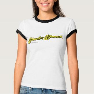 ワンダーウーマンの名前 Tシャツ