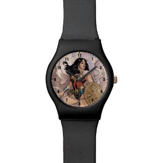 ワンダーウーマンの喜劇的なカバー#13 腕時計