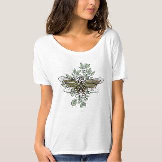 ワンダーウーマンの女王バチのロゴ Tシャツ