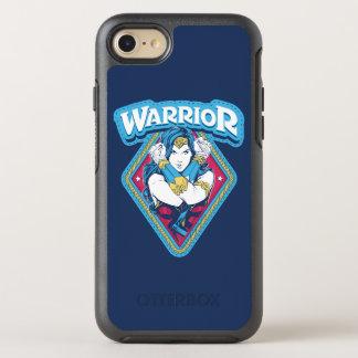 ワンダーウーマンの戦士のグラフィック オッターボックスシンメトリーiPhone 8/7 ケース