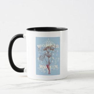 ワンダーウーマンの捕虜 マグカップ