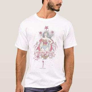 ワンダーウーマンの流星 Tシャツ