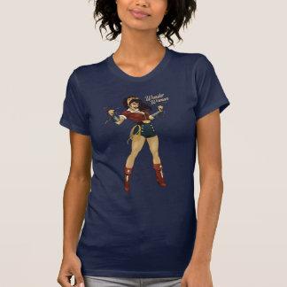 ワンダーウーマンの爆弾 Tシャツ