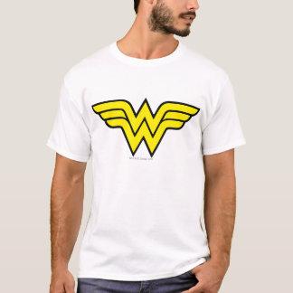 ワンダーウーマン|のクラシックなロゴ Tシャツ