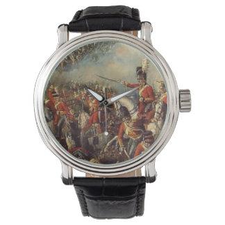 ワーテルローの戦い 腕時計