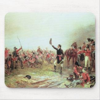 ワーテルローの戦い、6月18日1815日2日 マウスパッド
