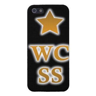 ワールドカップの流星(1)のiPhone 5の場合 iPhone 5 カバー