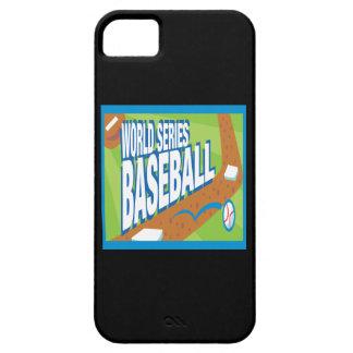 ワールドシリーズの野球 iPhone SE/5/5s ケース