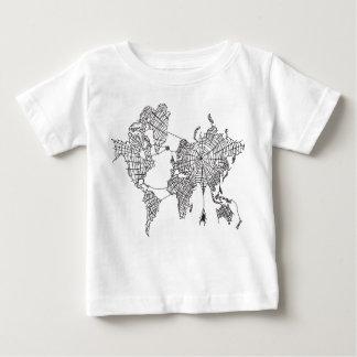 ワールド・ワイド・ウェブ ベビーTシャツ