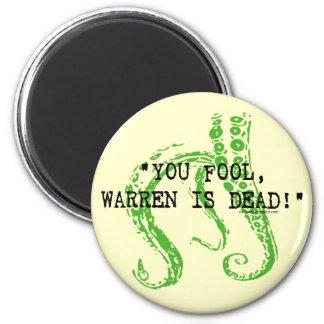 ワーレンは死んだH.P. Lovecraftです マグネット