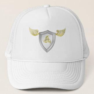 ヴァルハラのバイキングの盾の帽子 キャップ