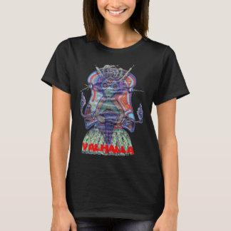 ヴァルハラの女性のティー Tシャツ