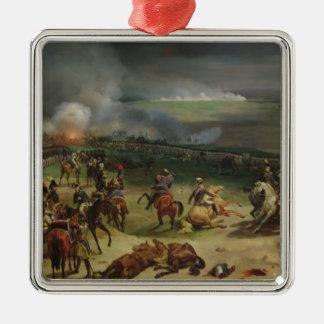 ヴァルミーの戦い、1792年9月20日1835年 シルバーカラー正方形オーナメント