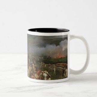 ヴァルミーの戦い、1792年9月20日1835年 ツートーンマグカップ