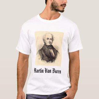 ヴァン・ビューレン、マーティン・ヴァン・ビューレン Tシャツ