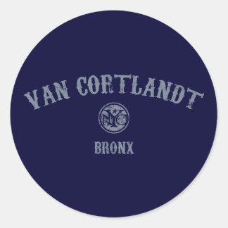 ヴァンCortlandt ラウンドシール