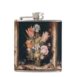 ヴァンden Berghe'sの花の芸術のフラスコ フラスク