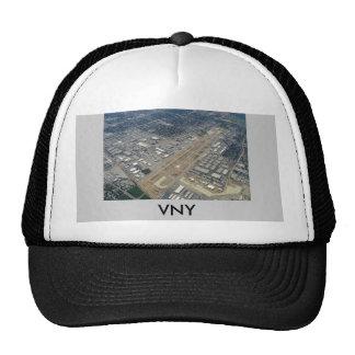 ヴァンNuys空港、VNY メッシュハット