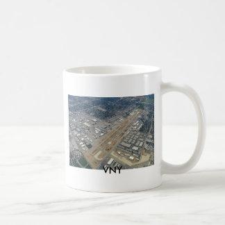ヴァンNuys空港VNY コーヒーマグカップ