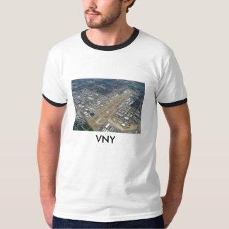 ヴァンNuys空港VNY Tシャツ