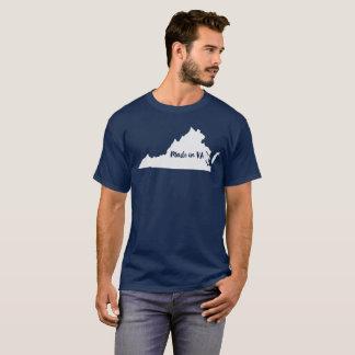 、ヴァージニアのワイシャツヴァージニアのワイシャツで作られる、VAのワイシャツ Tシャツ