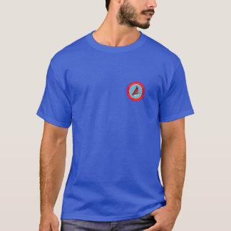 ヴァージニアの州のピストルチームワイシャツ2 Tシャツ