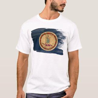 ヴァージニアの旗 Tシャツ