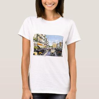 ヴァージニアの通り、レノ、ネバダの挨拶からの Tシャツ