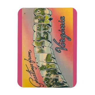 ヴァージニアのWaynesboroの磁石 マグネット