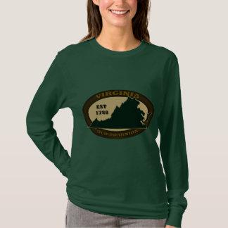 ヴァージニア米国東部標準時刻。 1788年 Tシャツ
