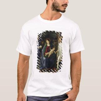 ヴァージンおよび子供(油) Tシャツ