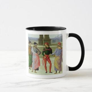 ヴァージンの結婚、4人の詳細 マグカップ