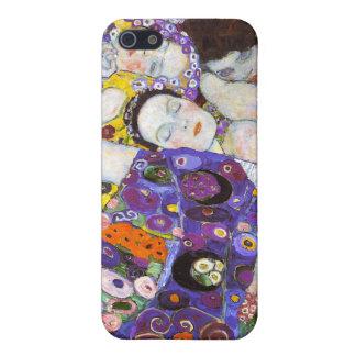 ヴァージン、グスタフのクリムト iPhone 5 ケース
