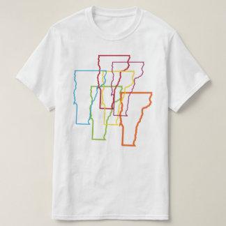 ヴァーモントのプライドの汚点 Tシャツ