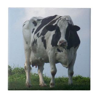 ヴァーモントの乳牛 タイル