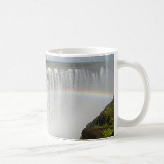 ヴィクトリア滝ジンバブエ コーヒーマグカップ