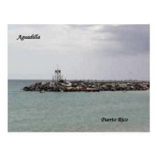ヴィスタのAl 3月Aguadilla ポストカード