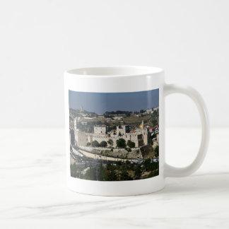 ヴィスタパラグラフTorre de Davi e o Domo da Rocha コーヒーマグカップ