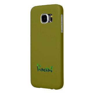 ヴィンチェンツォの軍隊のSamsungの銀河系の箱 Samsung Galaxy S6 ケース