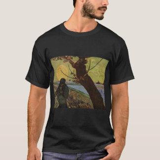 ヴィンチェンツォウィレムゴッホ024ゴッホヴィンチェンツォウィレムv tシャツ