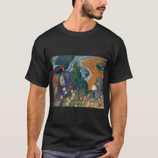 ヴィンチェンツォウィレムゴッホ098ヴィンチェンツォウィレムのバンは行きます Tシャツ
