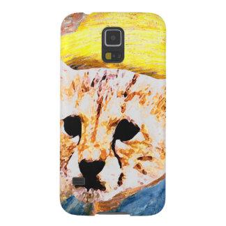 ヴィンチェンツォヴァンGoughによっての編集される子猫 Galaxy S5 ケース